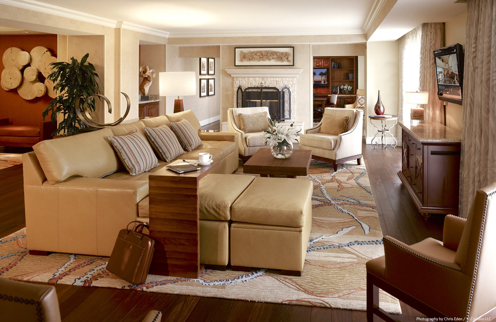 JW Marriott, Scottsdale - Suite Interior