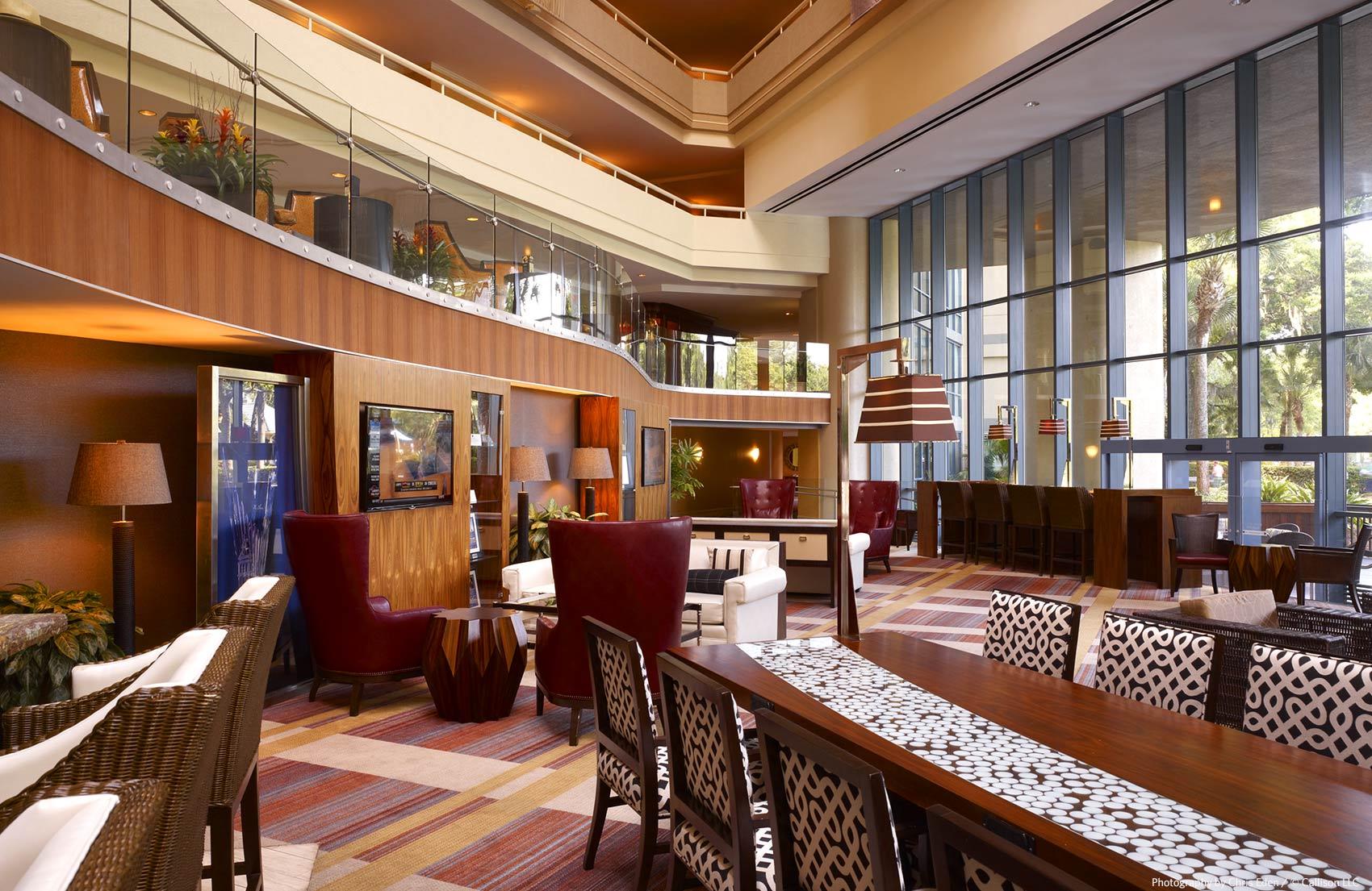 JW Marriott - Sawgrass - Lobby Interior