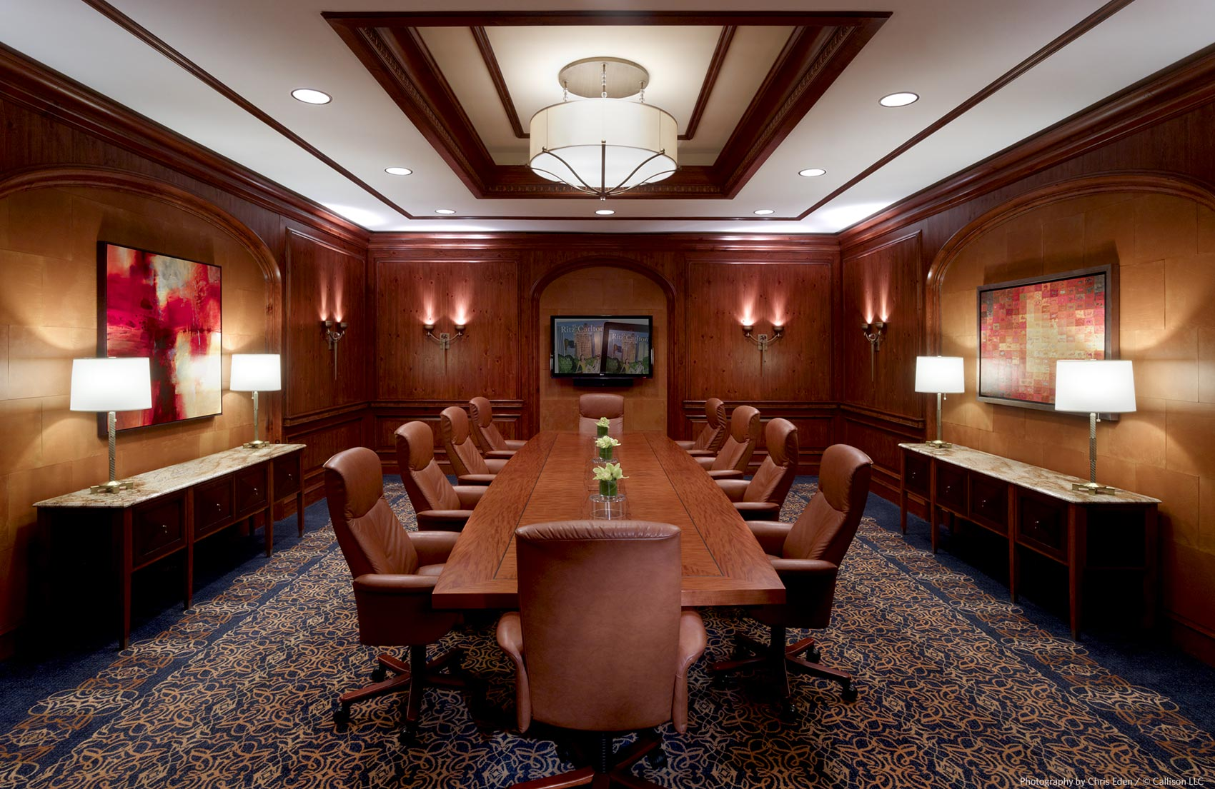 Ritz Carlton, Phoenix - Convention meeting room