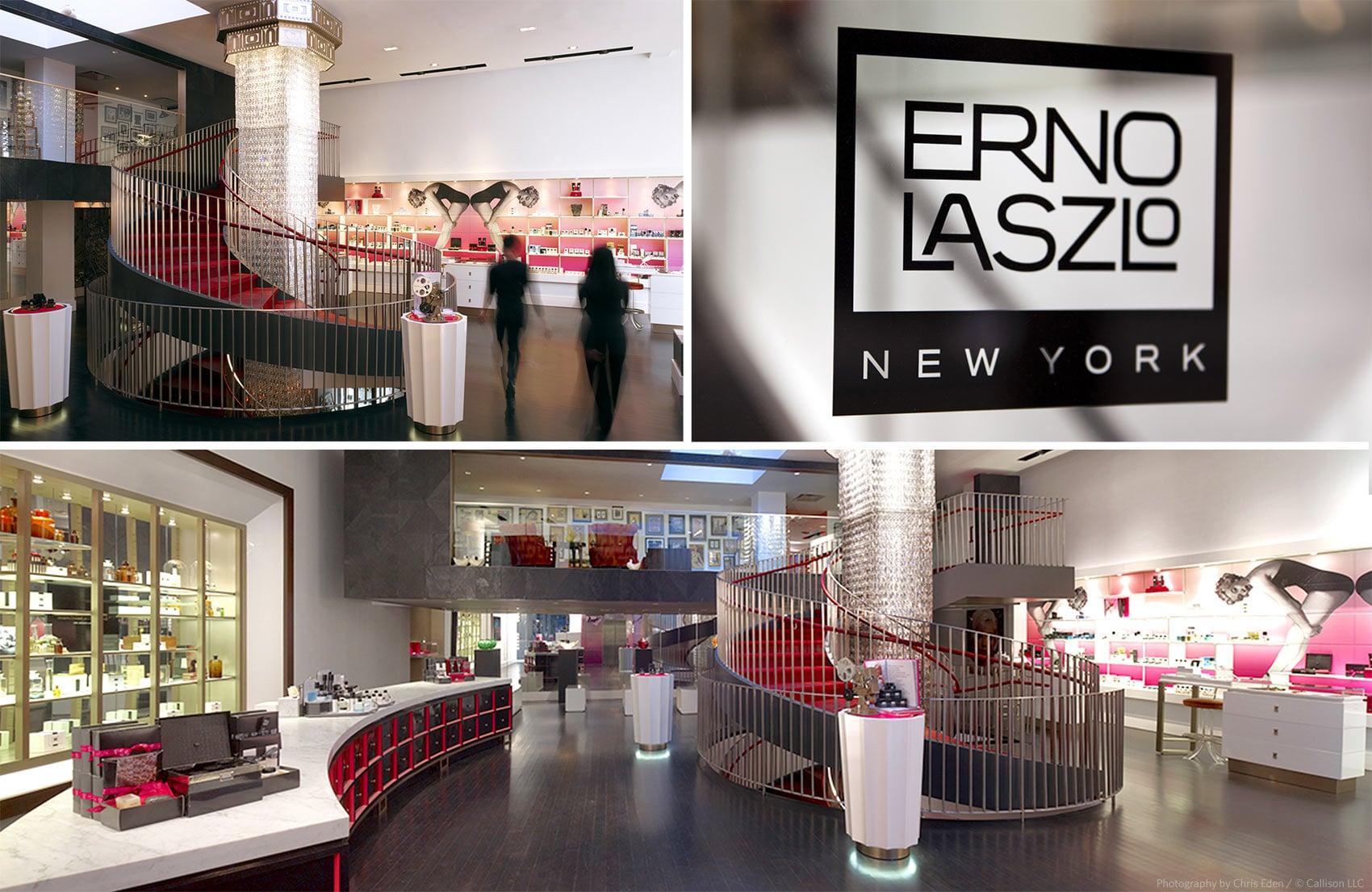 Erno Laszio SOHO NYC