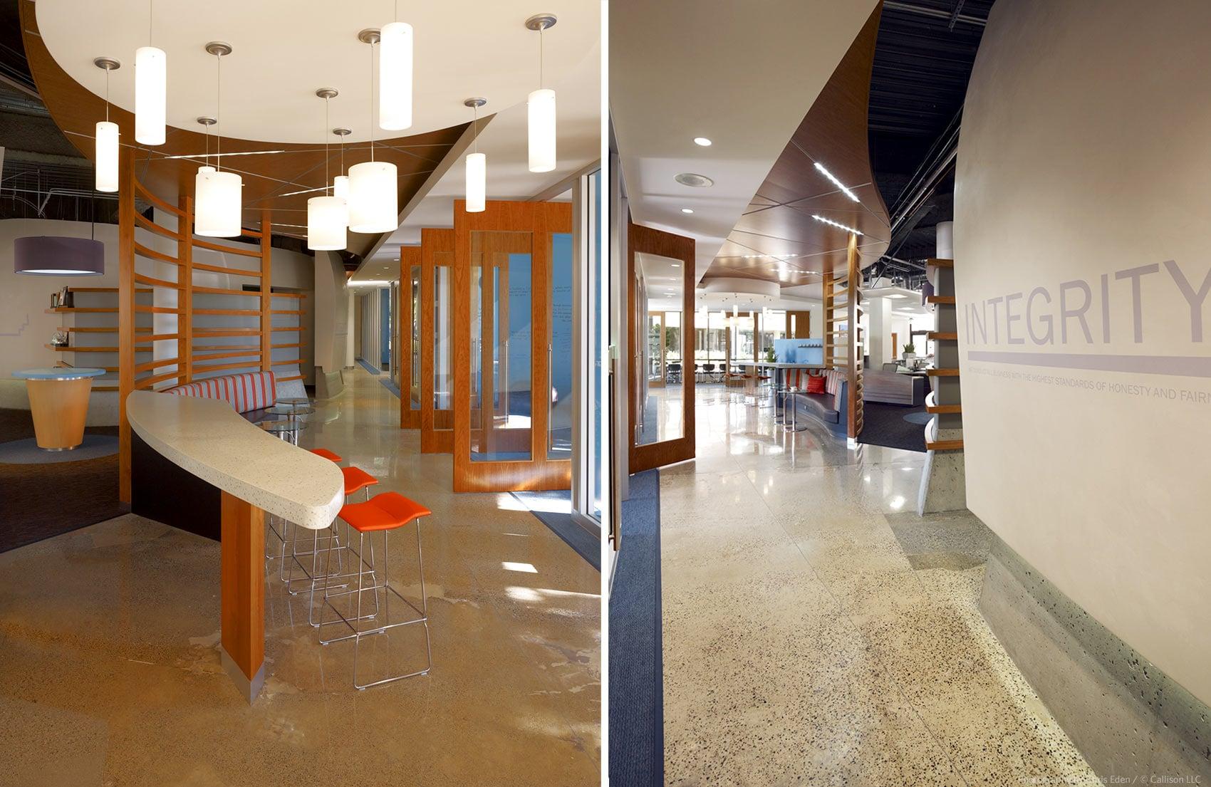 DPR - Office interior details