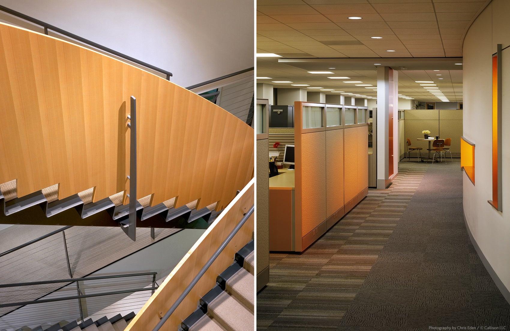Latham & Watkins - Interior details