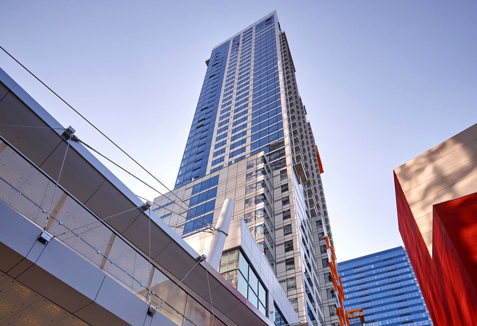 W Hotel Tower & 400 Lincoln Square Tower