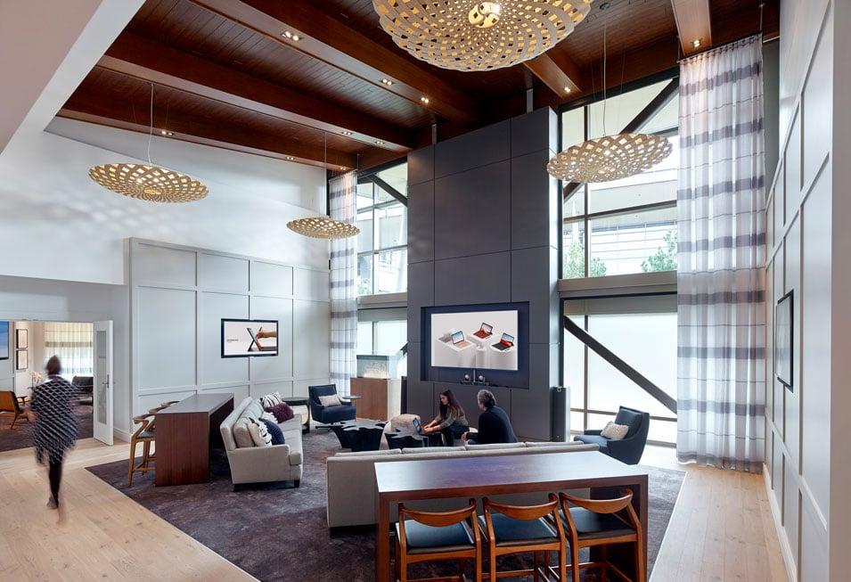 Microsoft - West Campus Greatroom