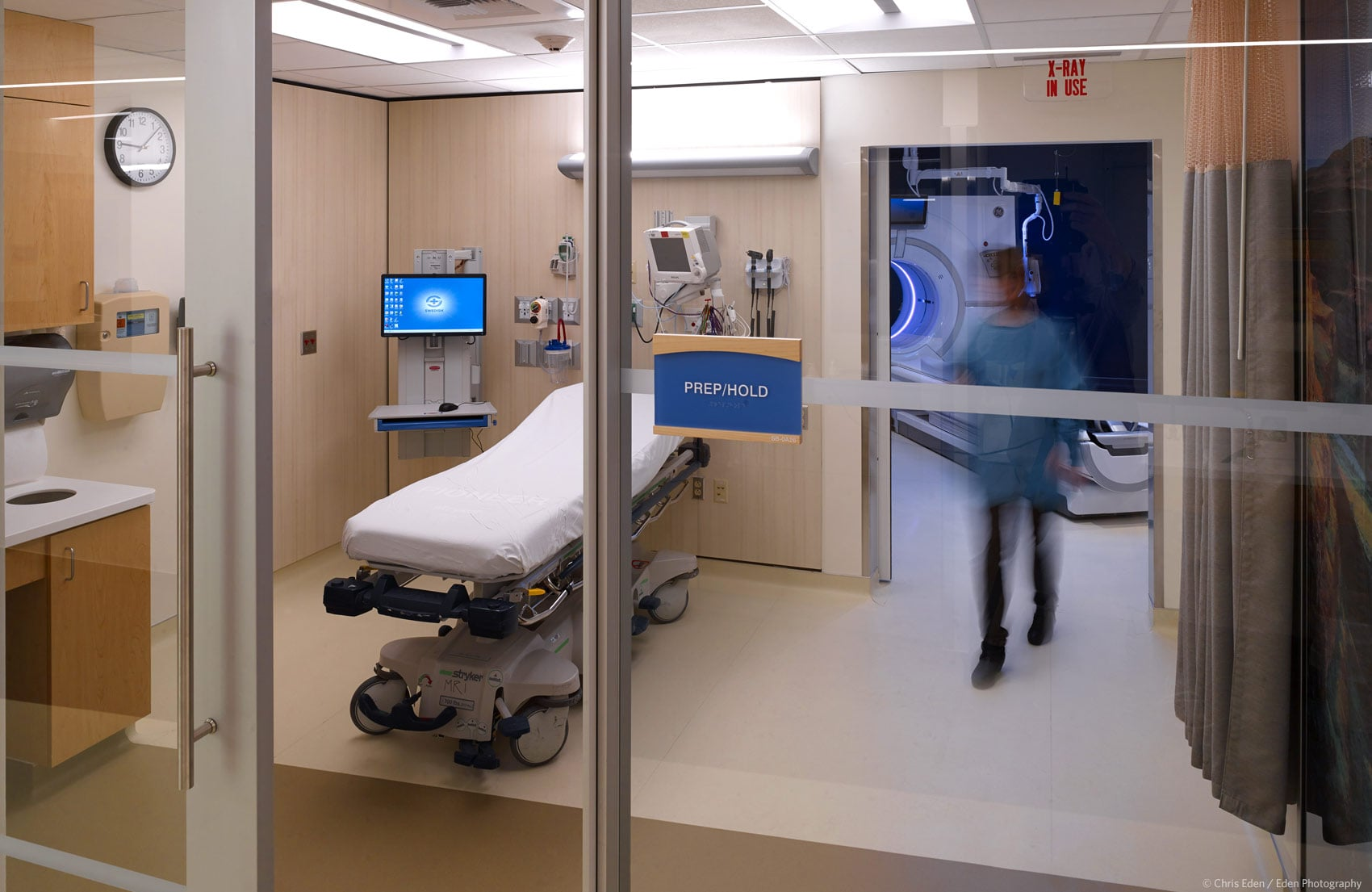 Swedish Imaging, Seattle - Patient room - CT