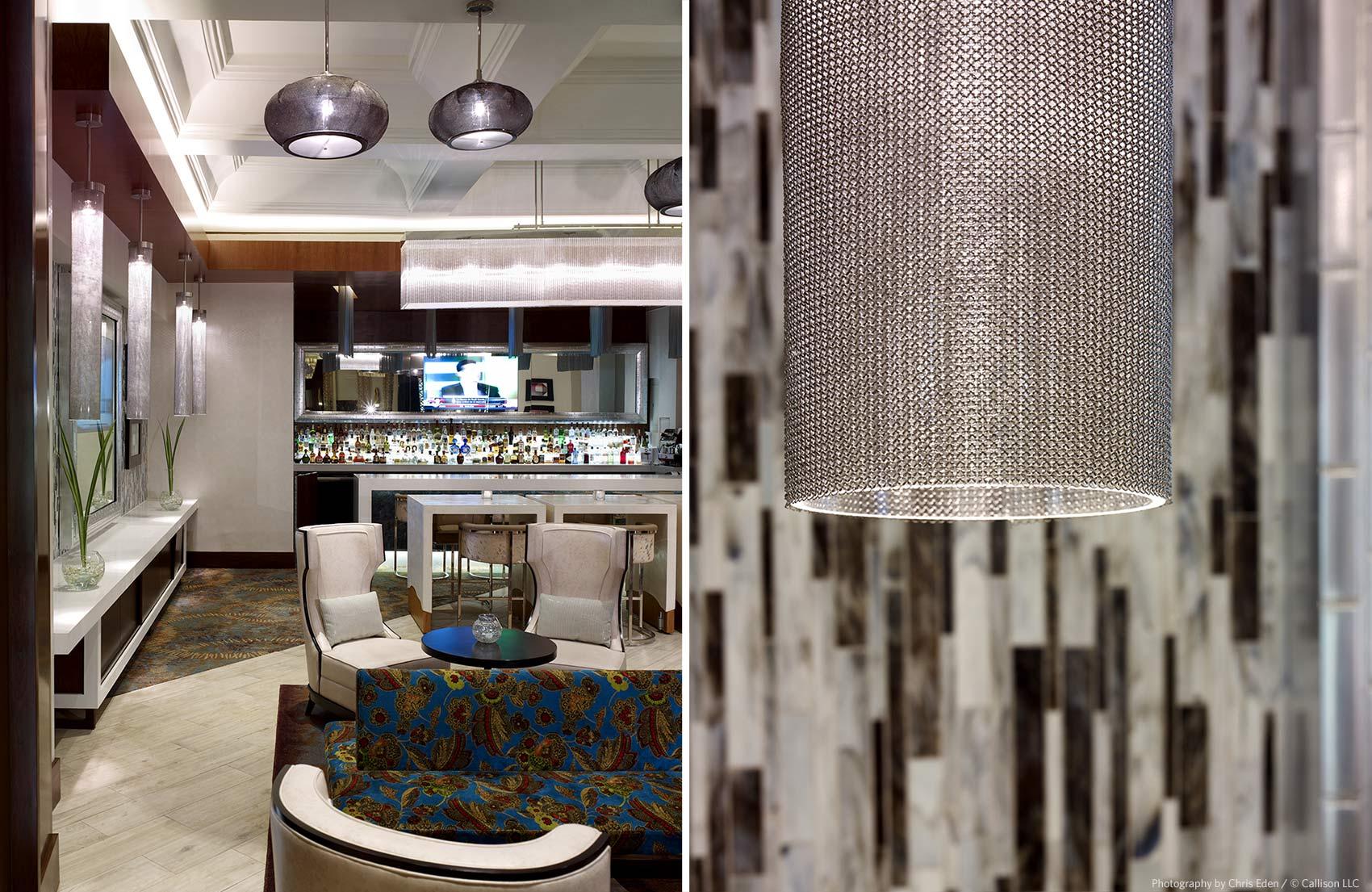JW Marriott, Mexico City - Bar design elements