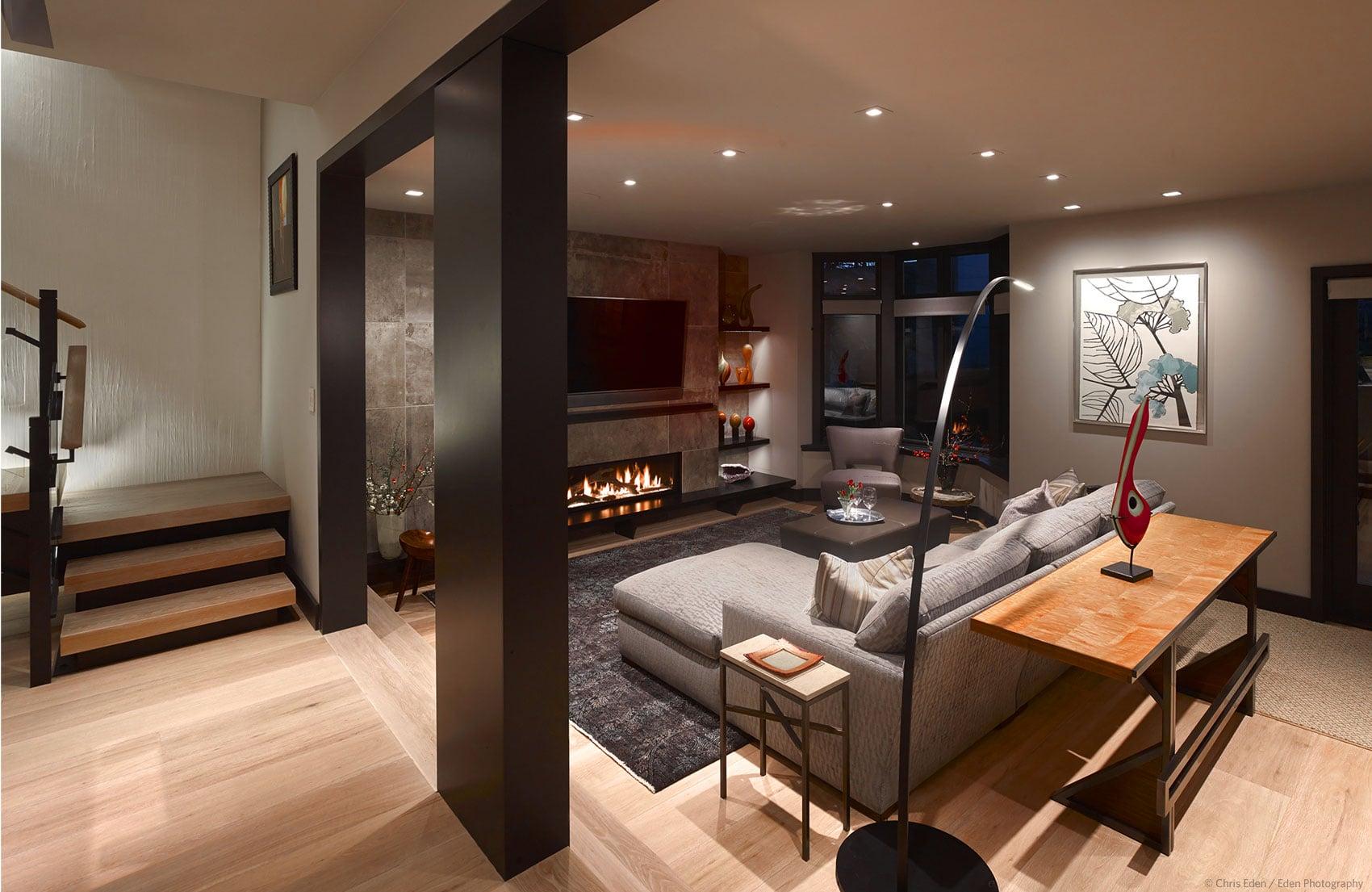 Clients: Conard Romano Architects - Markie Nelson Interior Design - Krekow-Jennings Construction