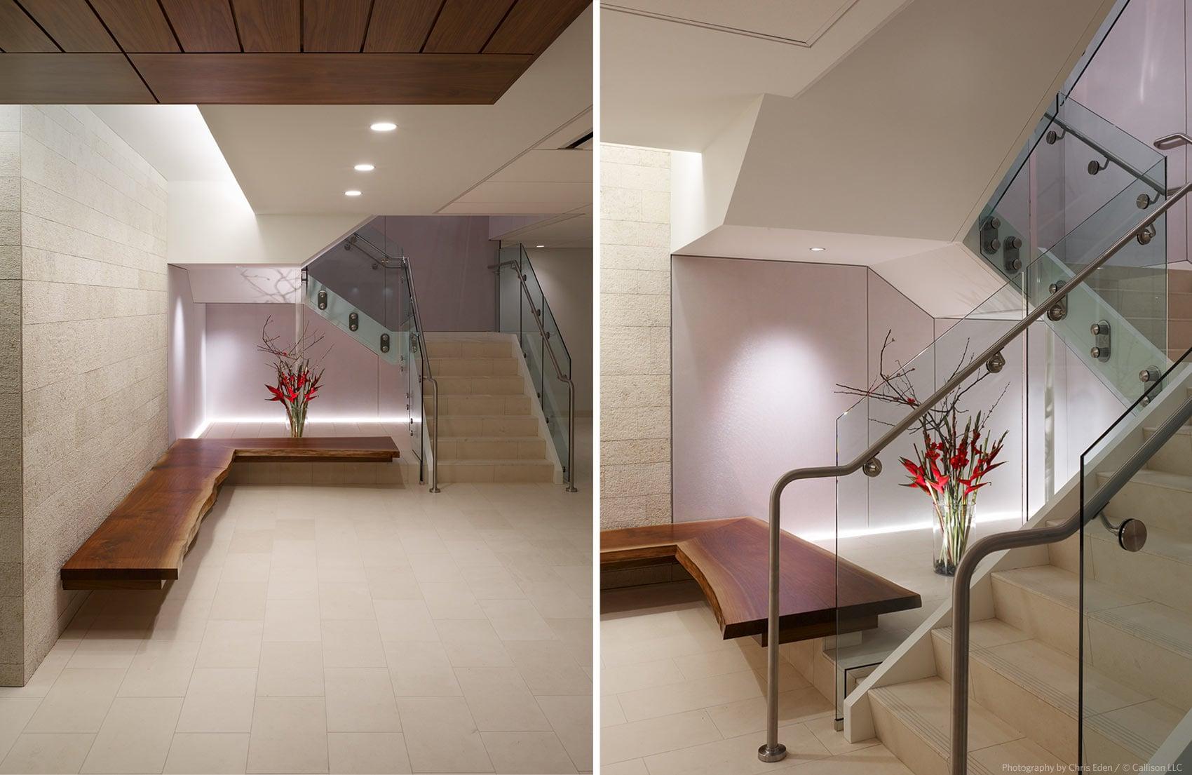 Carlsmith Ball Law Offices - Interior lobby
