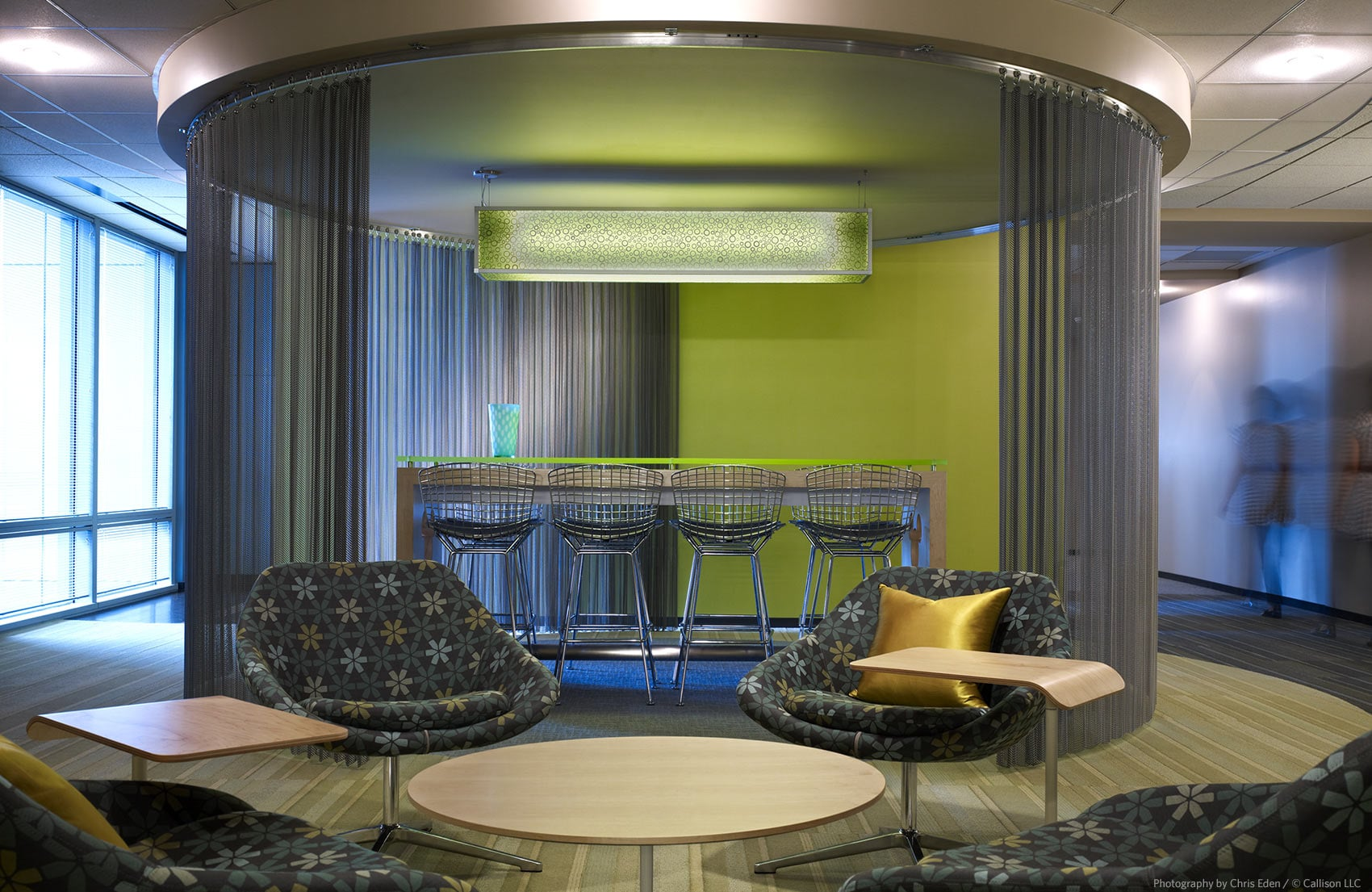Global Entertainment Company - Interior conference and meeting space