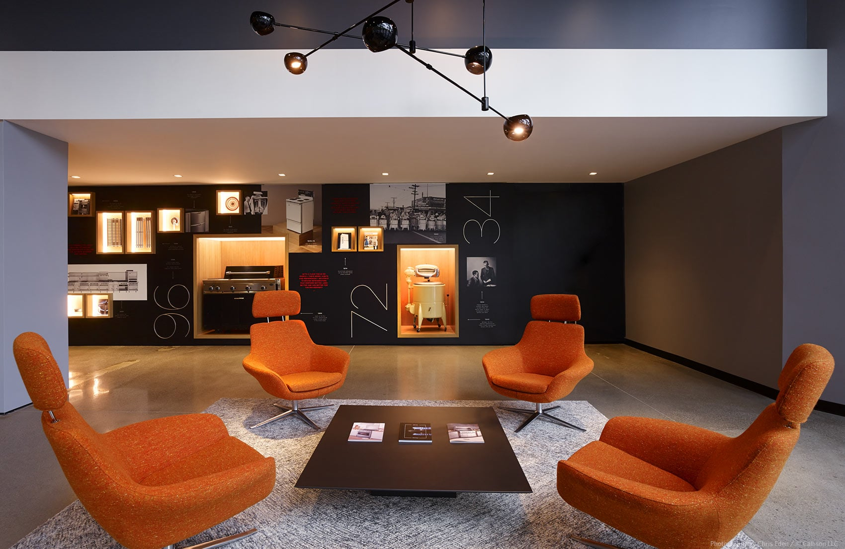 Fisher & Paykel - Lobby