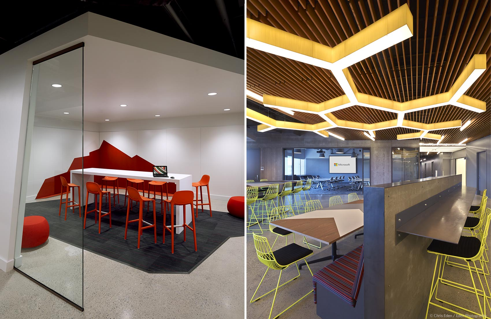 Software Company - Redmond, WA. - Client - B+H Architects